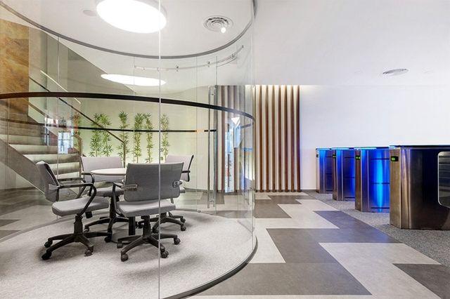 办公室装修公司分享充满活力的设计