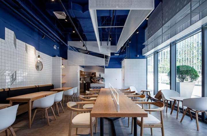 极简主义咖啡店装修设计案例