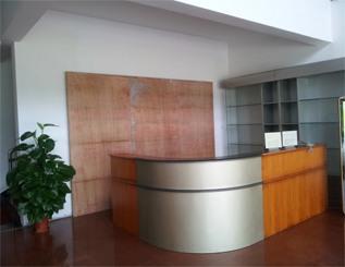 直击东海橡塑办公室装修现场