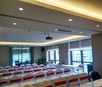 方圆商业办公室装修项目竣工