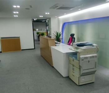 尚惠集团办公室装修完工照