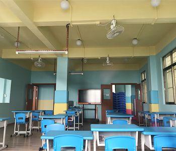 南沙幼儿园装修设计完工实景图