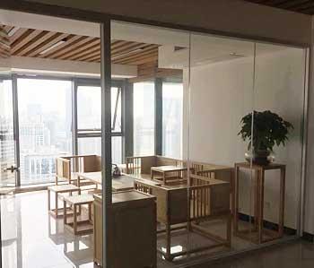 昌玥资产办公室装修项目顺利完工