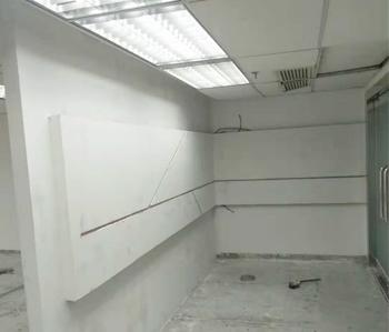 荔湾区150方办公室装修项目开工啦!