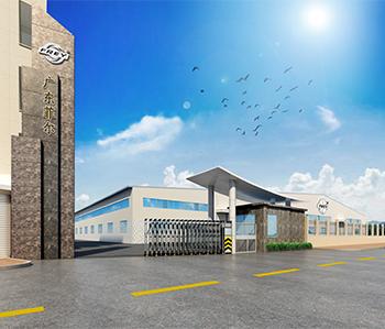 厂房装修项目工地钢结构火热搭建中