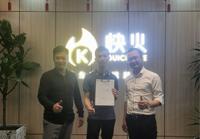 广州装修设计公司成功签约短视频办公室装修项目