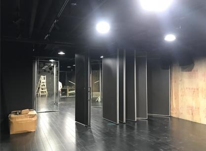 巡工地日记,广州舞蹈培训中心装修项目进行中