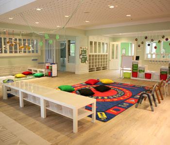 东方幼儿园装修设计