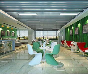 阳普医疗科技公司办公室装修
