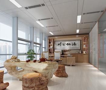 海珠区办公室装修设计