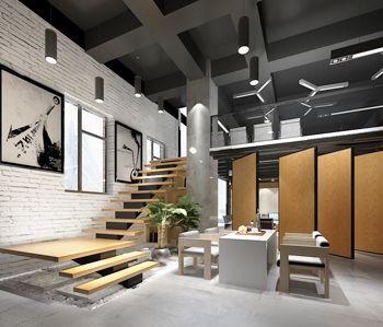 广州加可斯商贸办公室设计装修