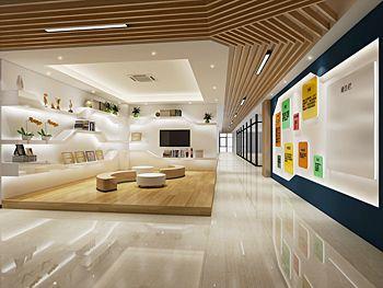 白云区文化展厅设计