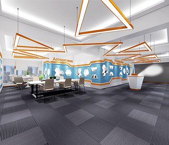 广州市澳兹姆电子办公室设计