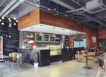 咖啡店装修设计