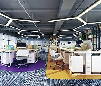 广州安卫普医药办公室装修