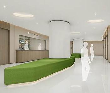 体检中心医院装修设计