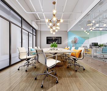广州简薇办公室装修设计
