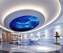 企叮咚华南运营中心办公室设计装修