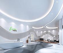广州福森医药科技办公室装修设计分享