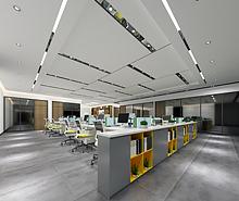 立高食品广州办公室设计
