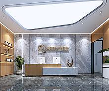 金智成空调科技办公室装修设计