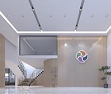 泰盟科技办公室装修设计